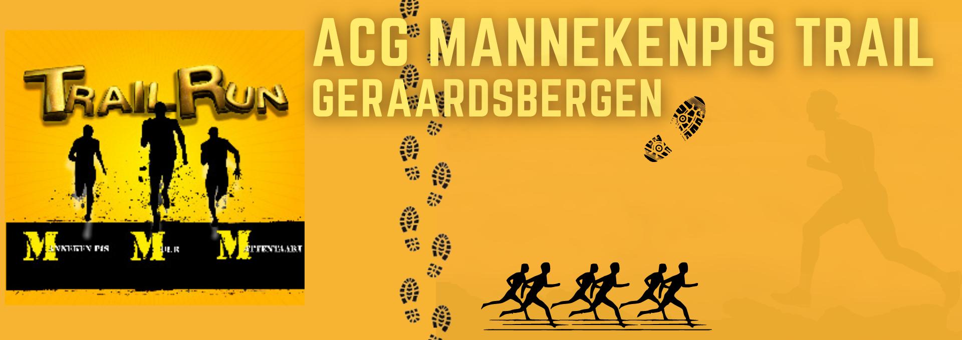 ACG MannekenPis Trail Geraardsbergen